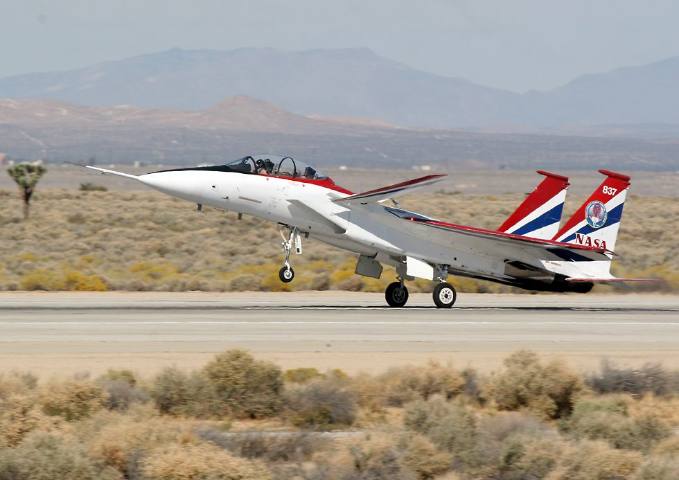 nasa fighter aircraft - photo #43