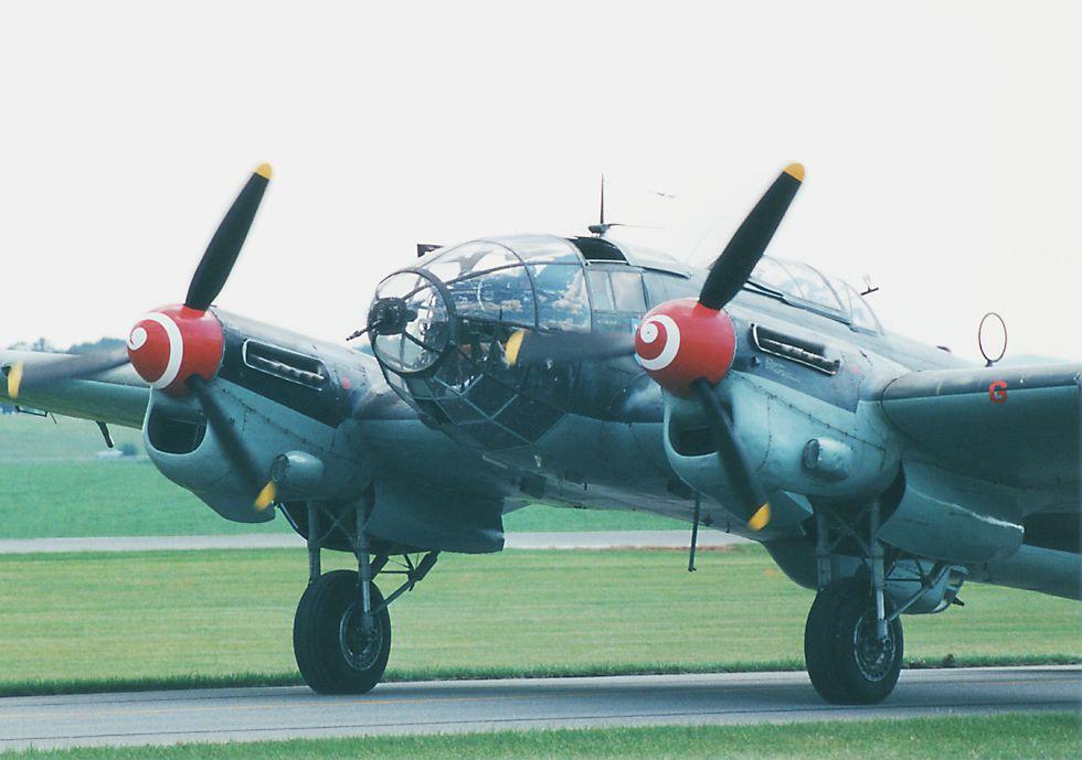 Heinkel He 111 Bomber Heinkel He 111 Bomber ...