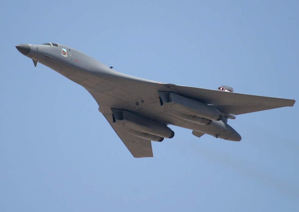 B1 Lancer Aircraft Bomber Military Image 1024x768 Pictures to pin on ... B1 Lancer Wallpaper