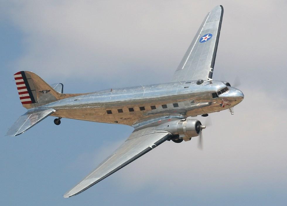 iii)运输机(2); 【永远的空中火车】皮实耐用的c-47