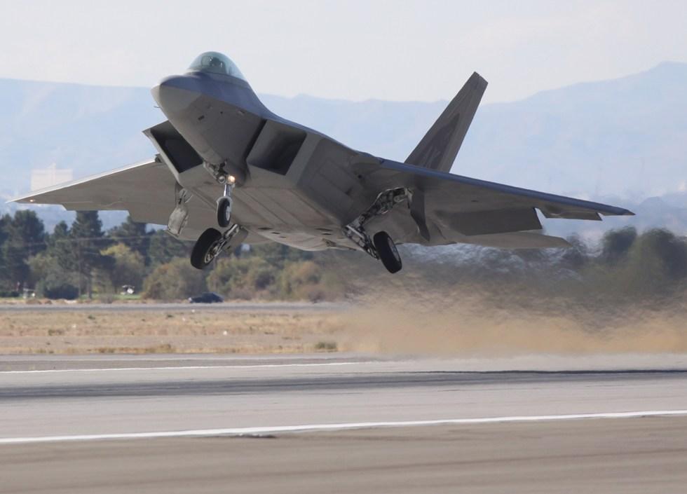 (48K), F-22 Raptor