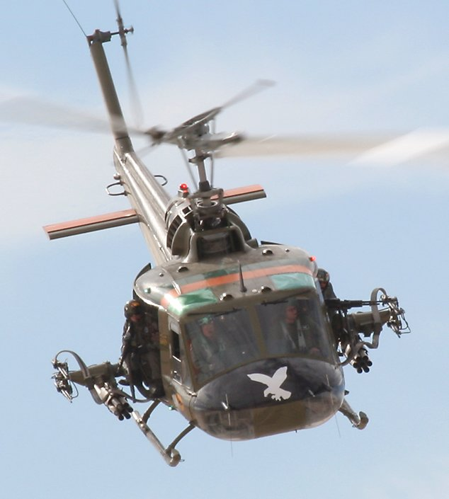 "Huey Helicopter For Sale >> Highlights of the Nellis Air Force Base ""Aviation Nation"" Airshow"