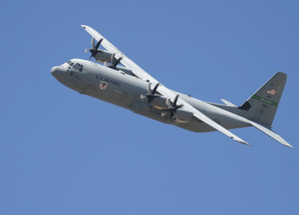 C 130J model of this