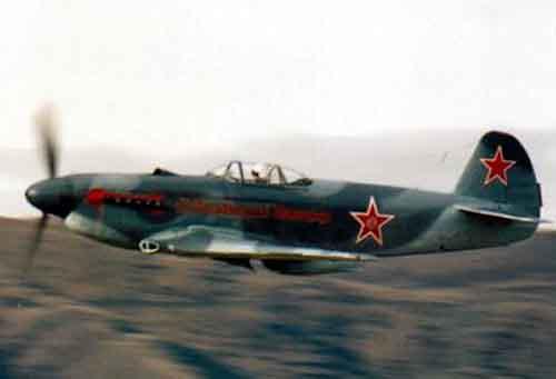 Yakovlev Yak 3