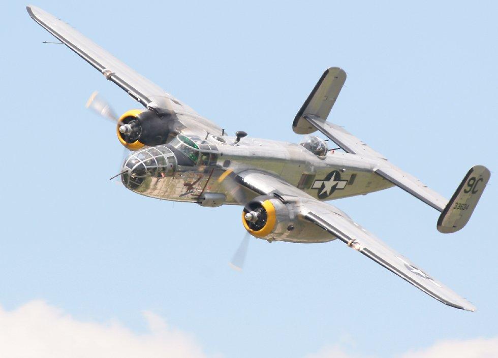Megapost Aviones de la segunda guerra mundial