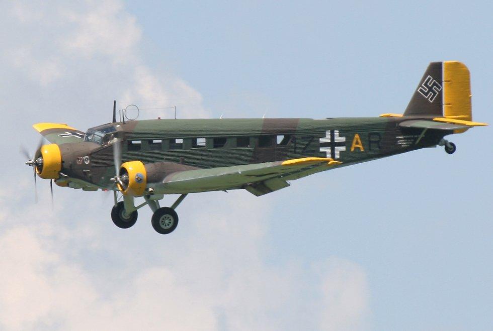 Junkers Berlin image gallery ju 52 plane