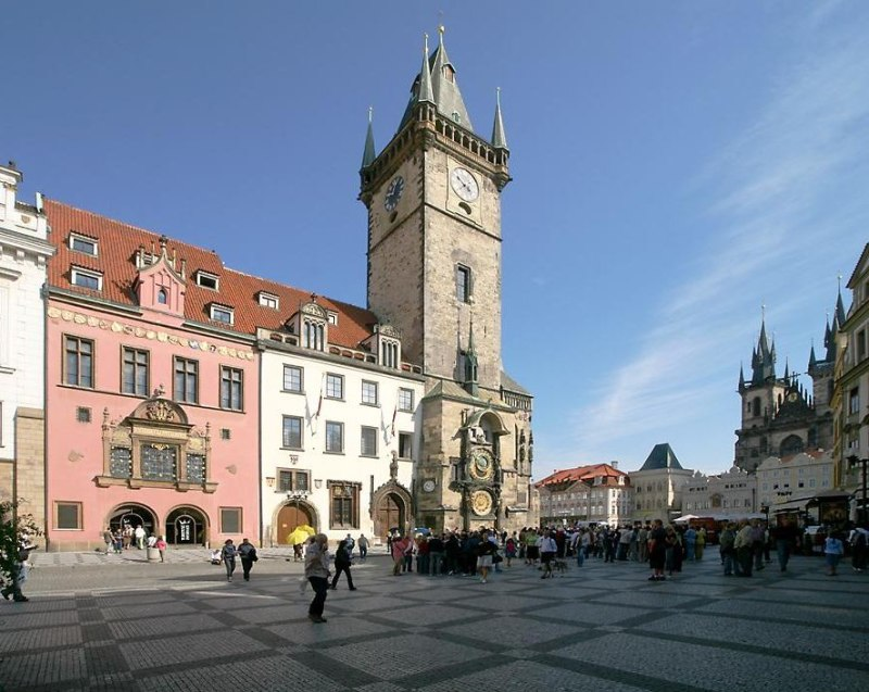 Prague's Old Town Square