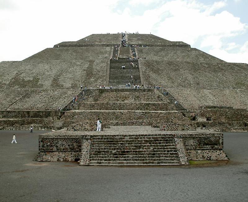 Pyramid of the Sun - Wikipedia
