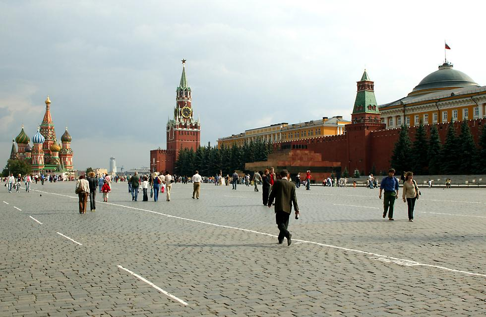 south end of Red Square (click here to open a new window with this photo in computer wallpaper format)
