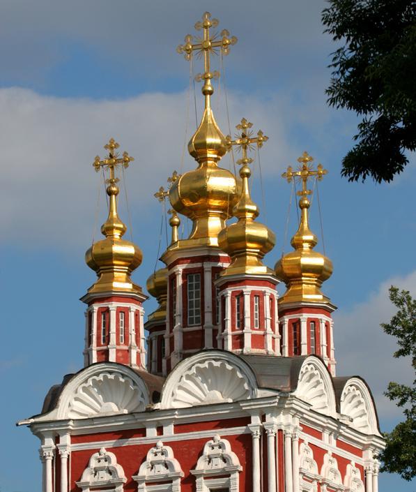 新圣女修道院变身门教堂