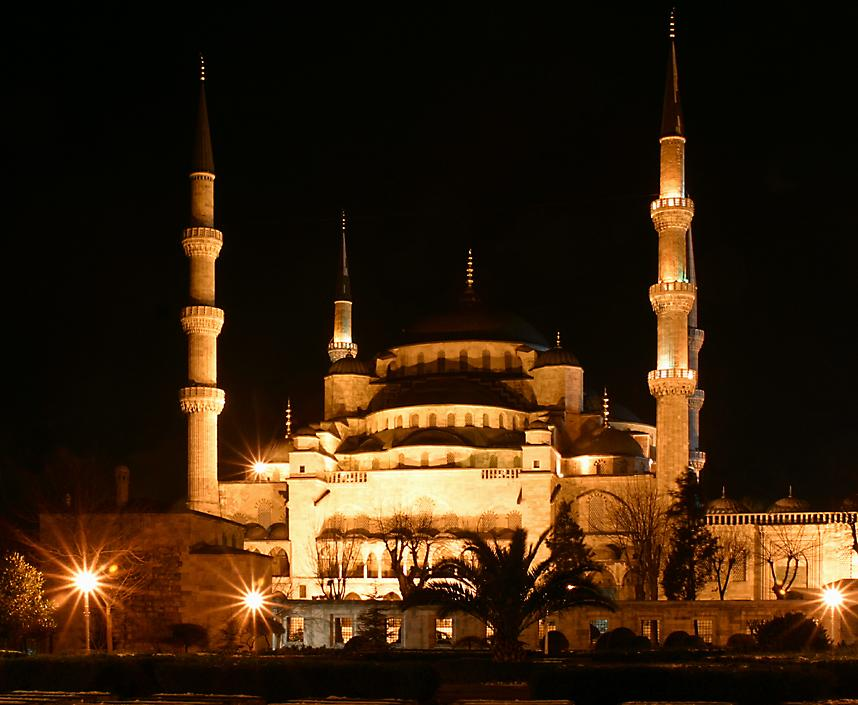 مسجد آيا صوفيا..