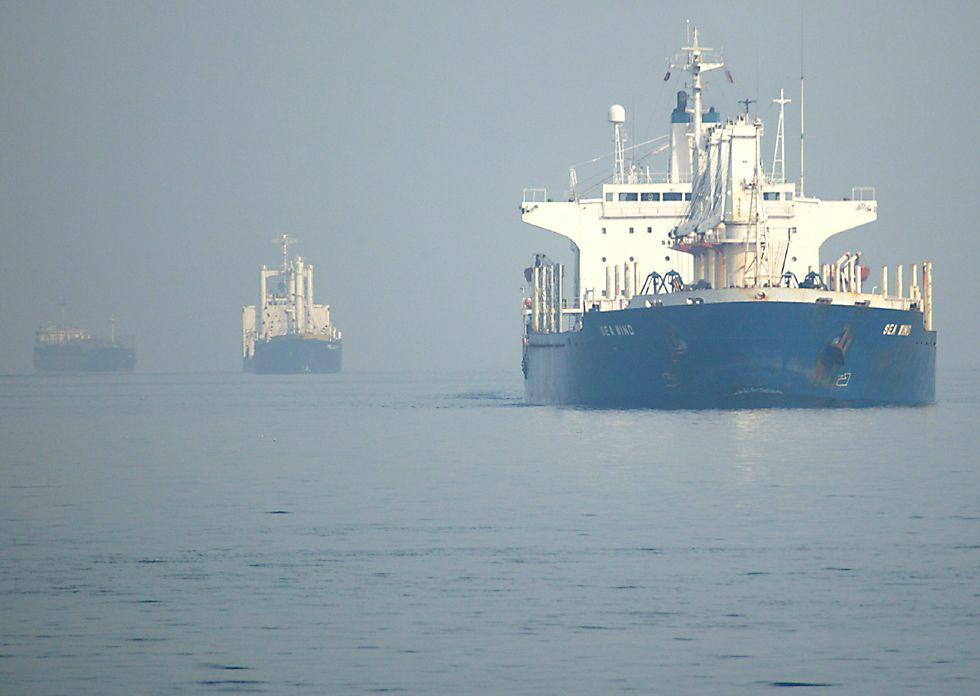 (83K), oil tankers