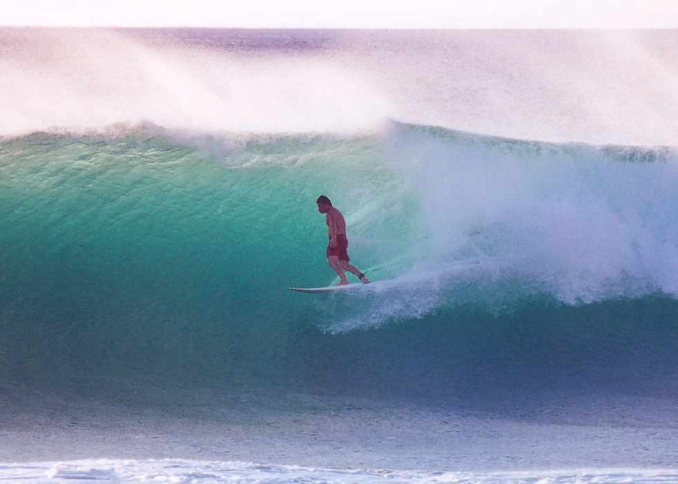 Classic Moves on Oahu's North Shore