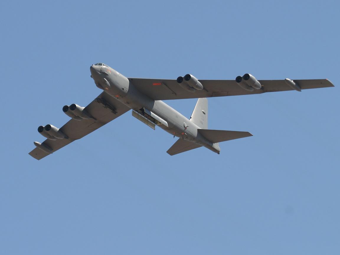 B 52 B-52 Stratofortress