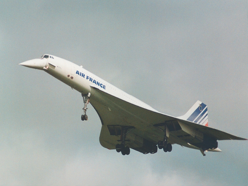 air france concorde wallpaper - photo #25