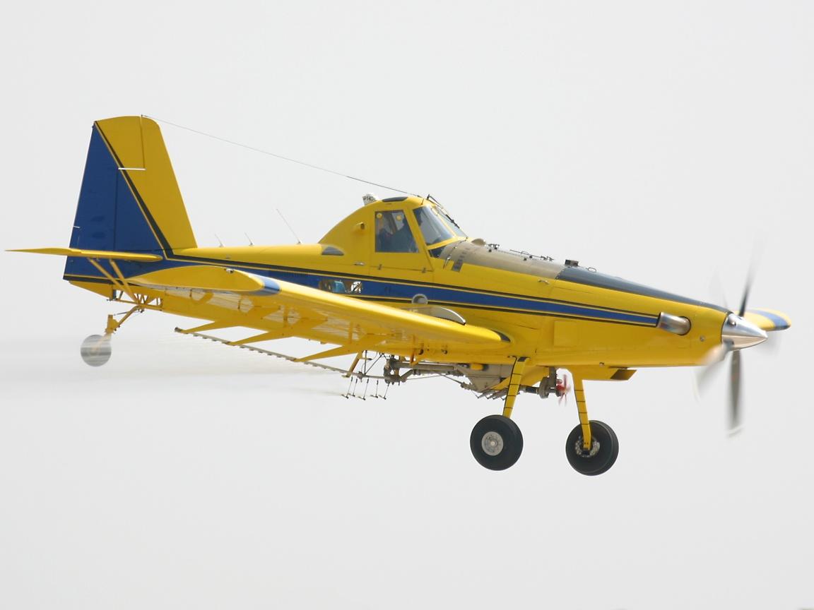 Novo Air Tractor de contra-insurgência será apresentado em junho