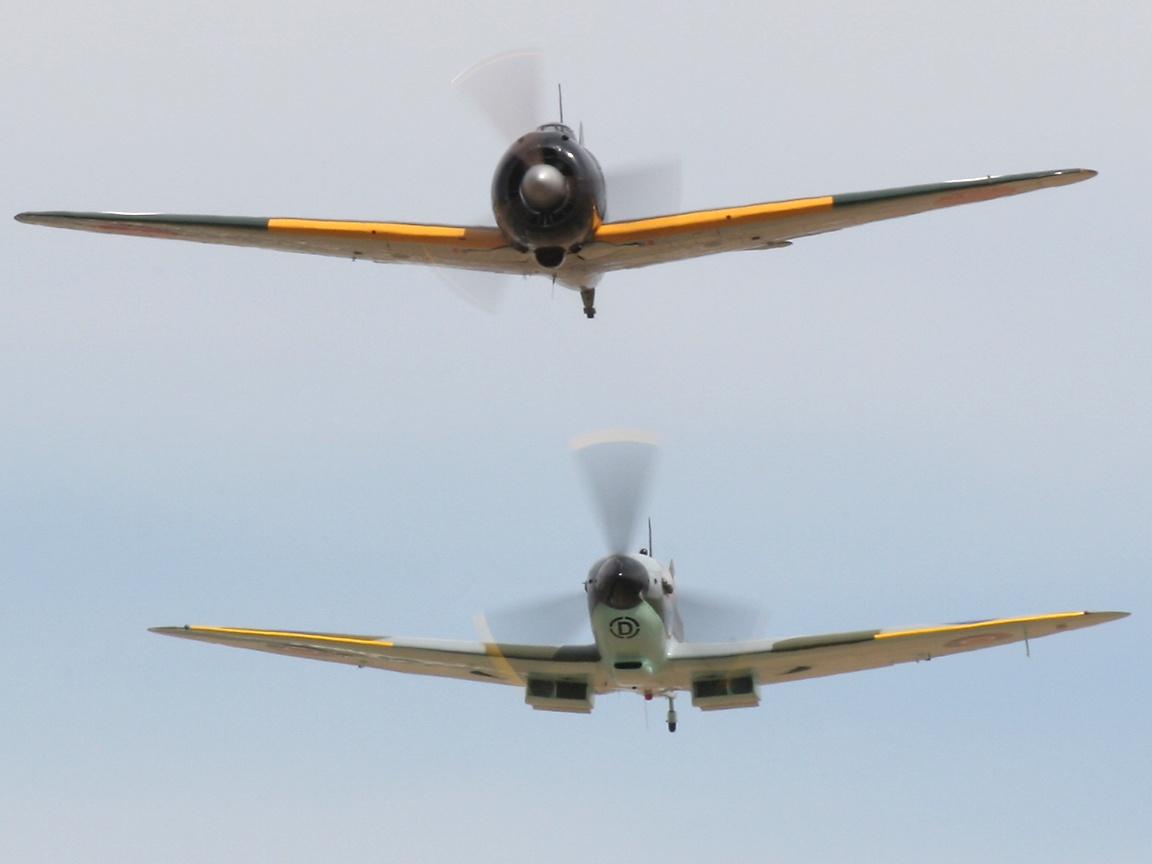 supermarine spitfire zero