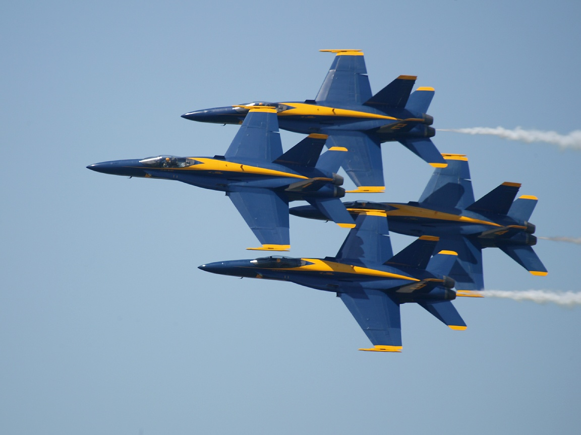 US Navy Blue Angels, US Navy Blue Angels