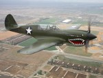 Initially aircraft midget mustang her