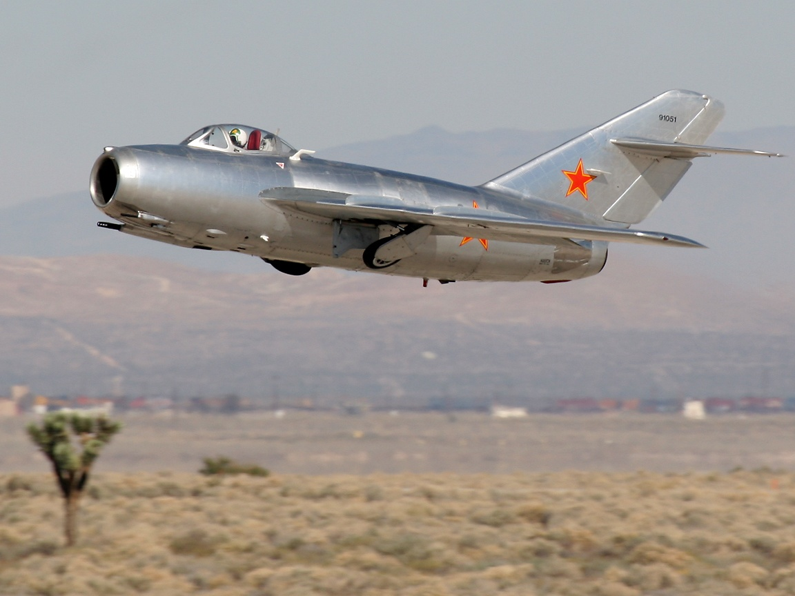 Soviet MiG fighter http://www.richard-seaman.com/Wallpaper/Aircraft/Fighters/Russian/index.html