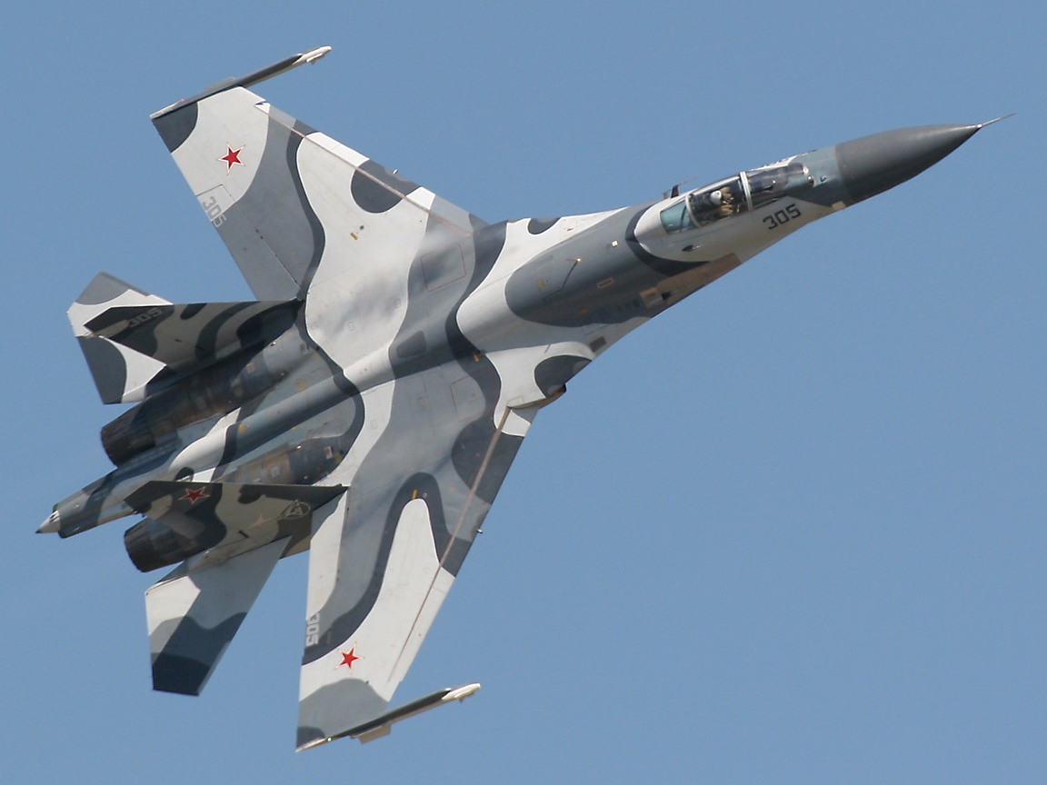 Russian Fighters 36