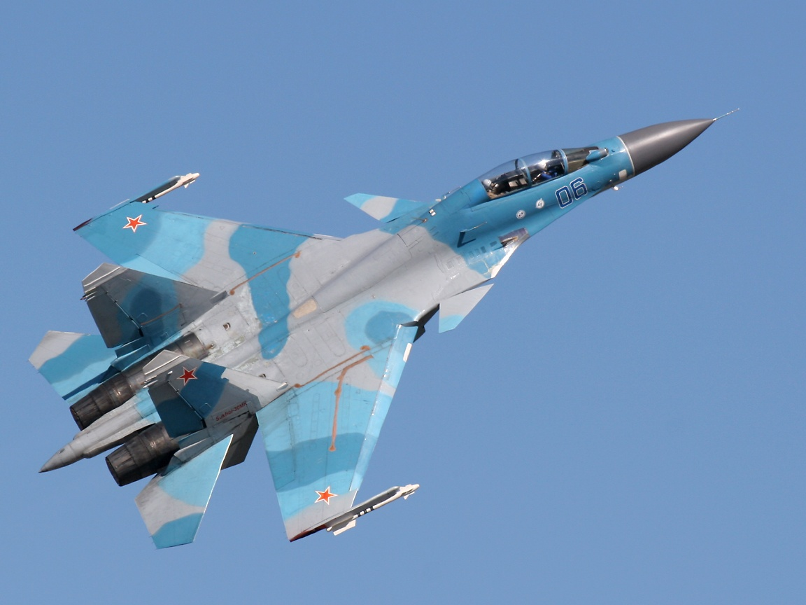 Russian Fighters 102