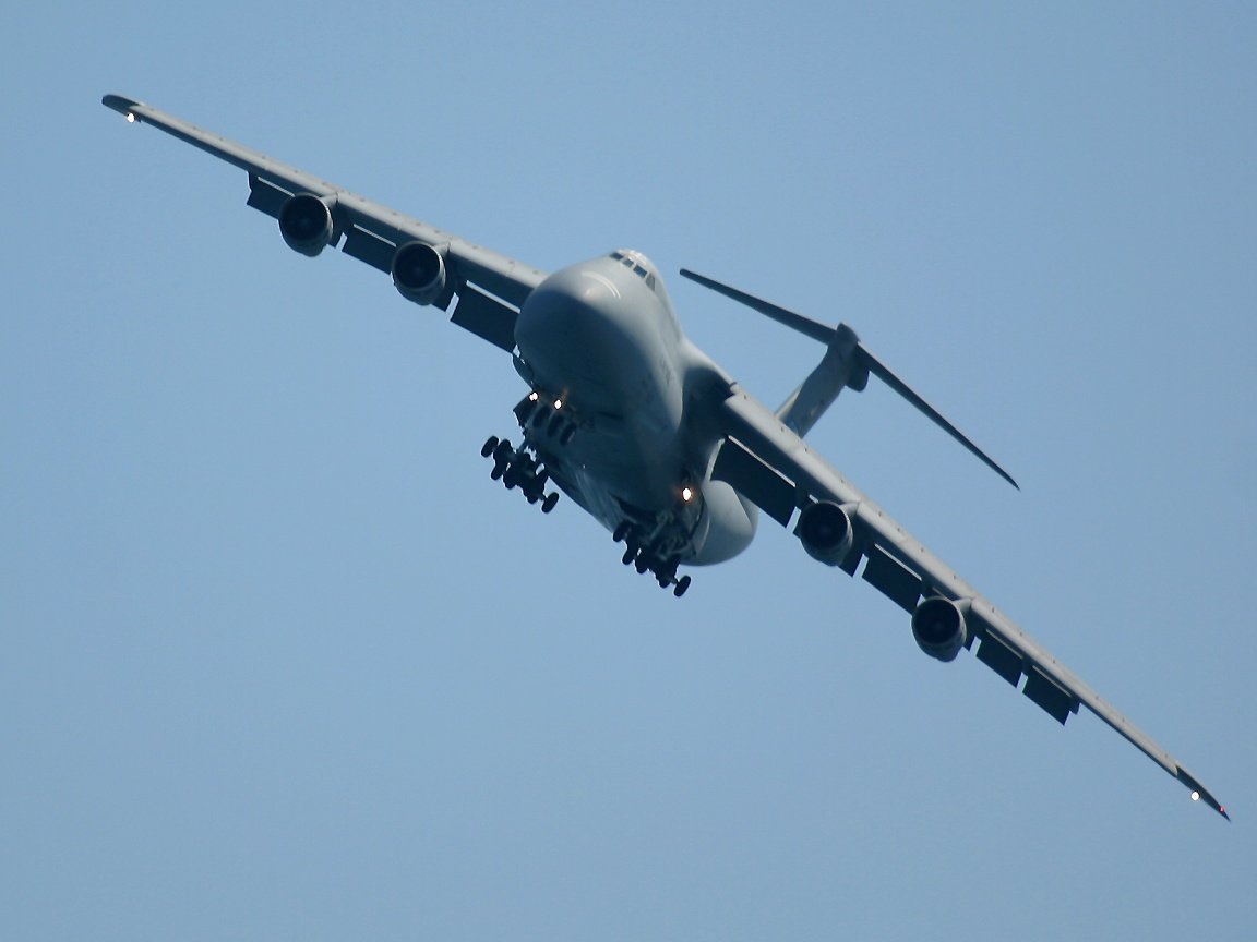 Lockheed C 5 Galaxy