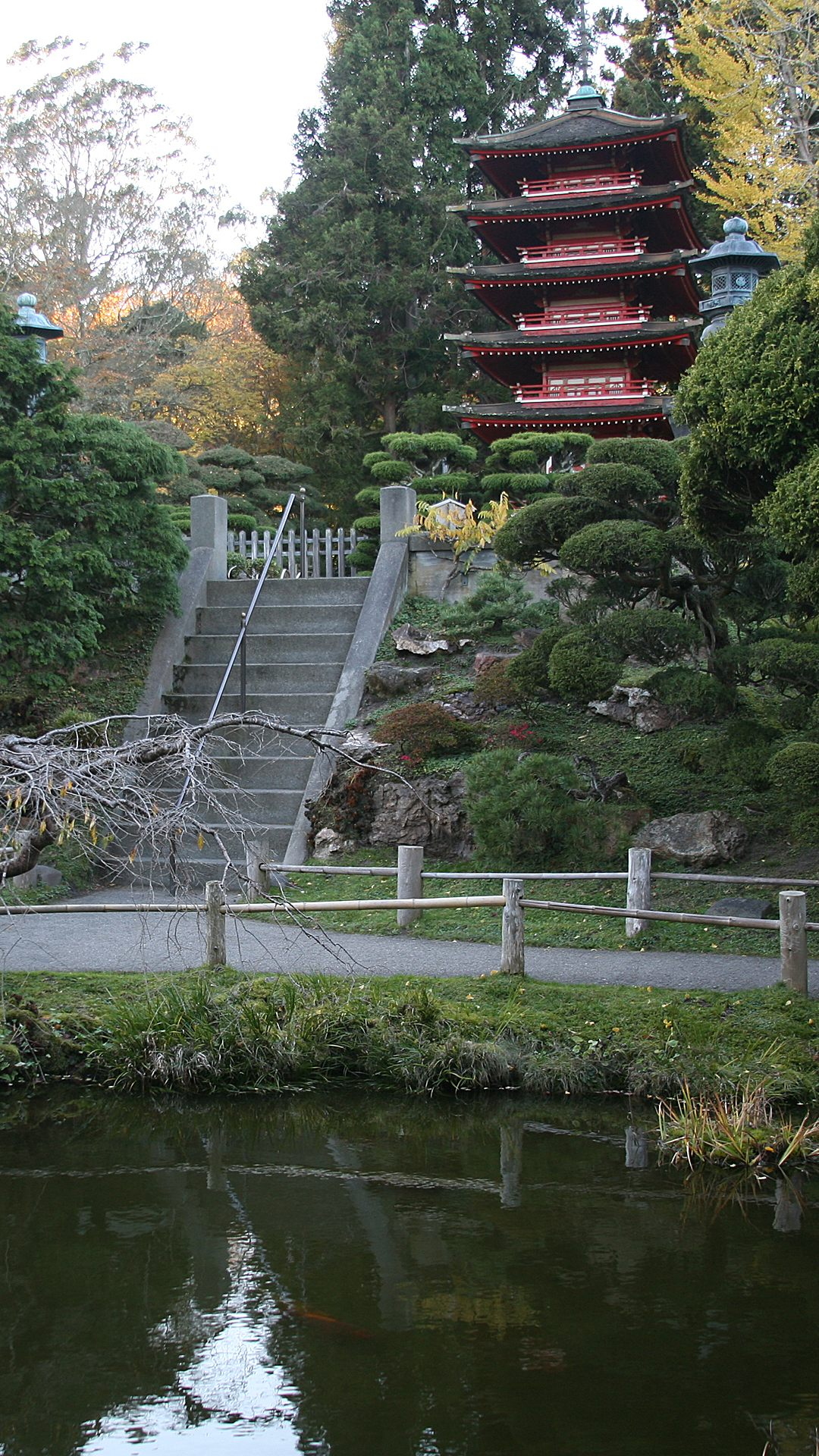 28 Japanese Garden Design Ideas To Style Up Your Backyard: San Francisco Wallpaper