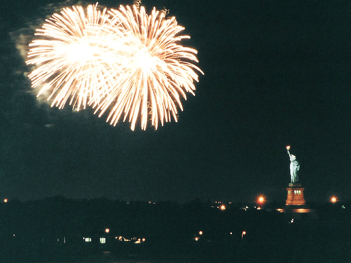 http://www.richard-seaman.com/Wallpaper/USA/Seasons/StatueOfLibertyFireworks.jpg